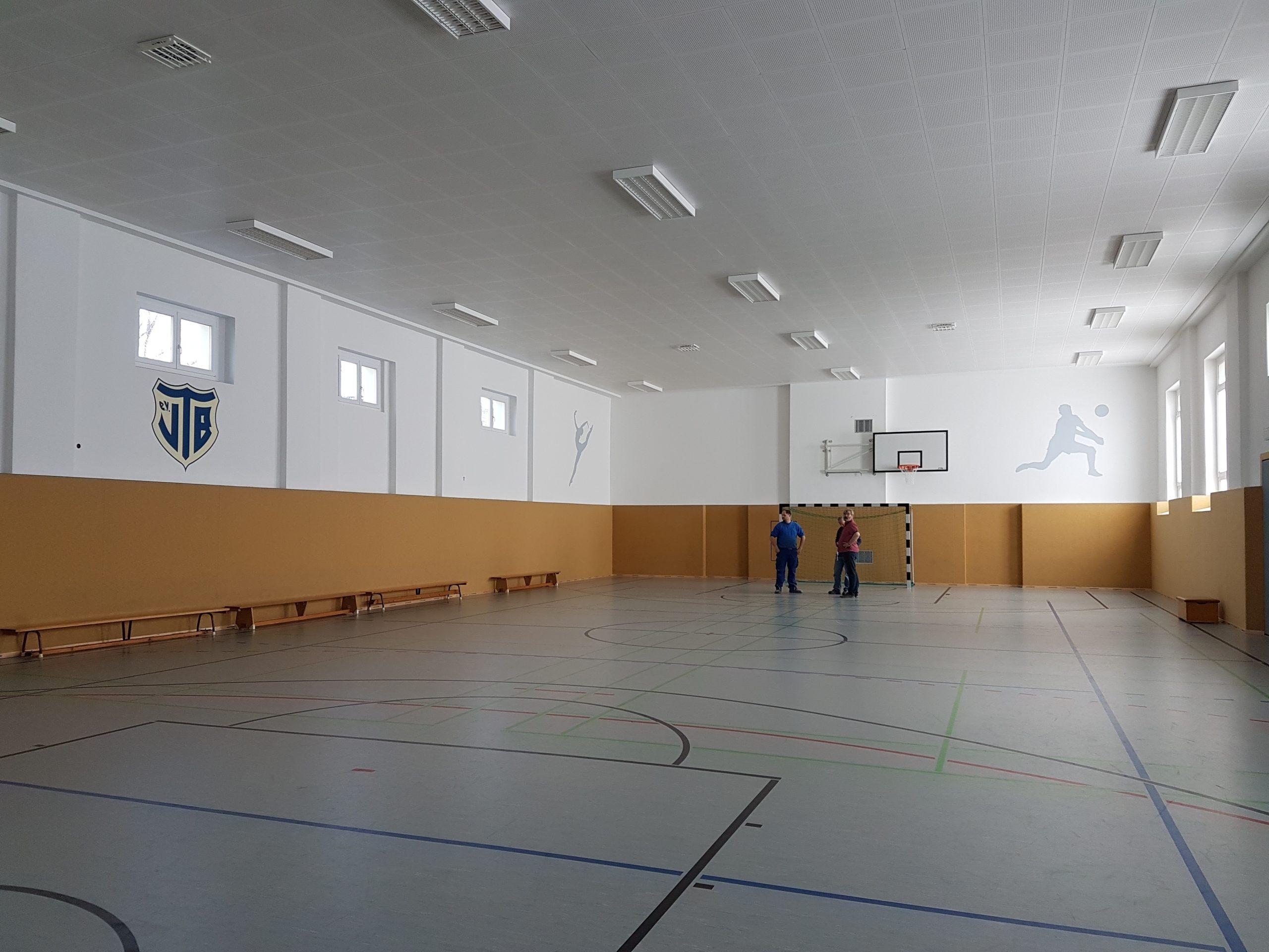 Turnhalle VTB Chemnitz
